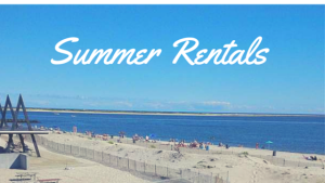 summer beach rentals in Point Lookout NY
