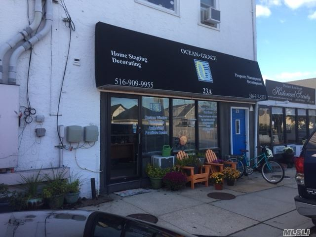 Commercial, retail space in Point Lookout NY
