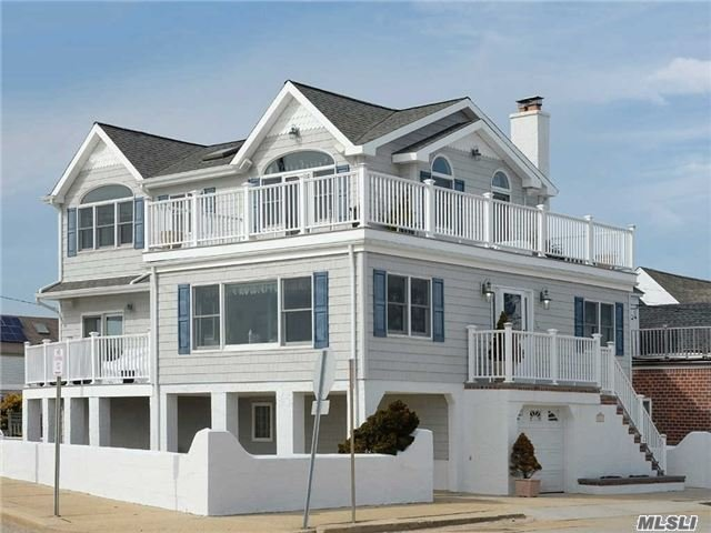Oceanfront Point Lookout Home For Sale Point Lookout